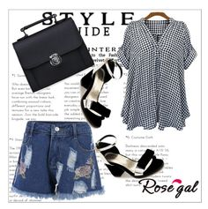"""""""Rosegal 52/I"""" by eelmaa ❤ liked on Polyvore"""