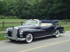 1960 Mercedes Benz 300d Adenauer