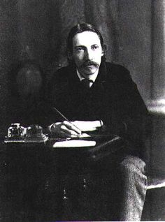 Robert Louis Balfour Stevenson (author of  Dr. Jekyll and Mr. Hyde, Treasure Island, The Living Dead, Kidnapped)