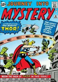 Thor first comic