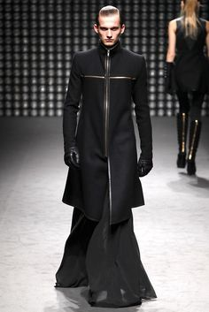 Outfit for Kylo Ren  Gareth Pugh Fall/Winter 2011-2012