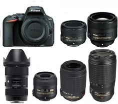 Best Lenses for Nikon D5500 DSLR camera. Looking for recommended lenses for your Nikon D5500? Here are the top rated Nikon D5500 lenses.