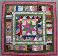 Humble Quilts: Search results for doll quilt
