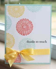 Little Bay Stampin': Start-to-Finish Sunday #1: Reason to Smile - featuring Stampin' Up! #stampinup