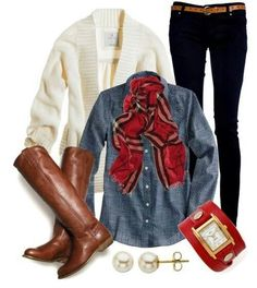 http://fancy.to/rm/460321888720131767 Fall outfit #ugg #boots