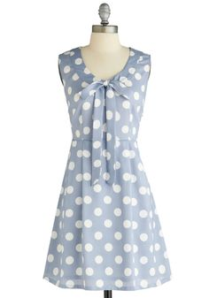 55e6595349 Cumulus Laude Dress from  modcloth. So sweet.  modcloth