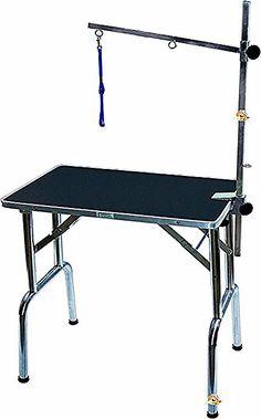 Table Pour Chien Pliante Portable Renforce 70 X 48 Table Decor Home Decor