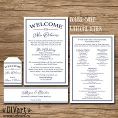 Welcome Bag Package - Welcome Letter, Welcome Tag, Water Bottle Label - PRINTABLE files - simple and elegant - 363 by DIVart on Etsy https://www.etsy.com/au/listing/205653945/welcome-bag-package-welcome-letter