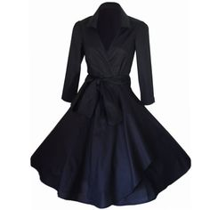 Look For The Stars Women's 3/4 Length Sleeves 50's Style Rockabilly Dress Black 12 look for the stars http://www.amazon.com/dp/B00KGCVP3I/ref=cm_sw_r_pi_dp_lHhhub0N66CKN