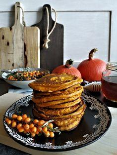 PASTU domov: Dýňové  lívanečky Pancakes, Cheesecake, Yummy Food, Breakfast, Food Ideas, Morning Coffee, Delicious Food, Cheesecakes, Pancake