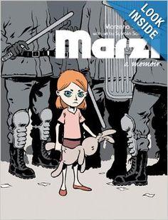 Marzi: A memoir: Marzena Sowa, Sylvain Savoia: 9781401229597: Amazon.com: Books