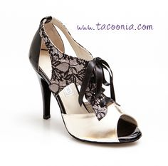 Elegant and comfortable latin, tango, ballroom, wedding and salsa dance shoes, beautifully made with best quality leather. Luxury dance shoes by Tacoonia www.tacoonia.com
