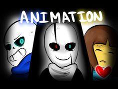 Yet Darker - Animation Camila Cuevas (Glitchtale Fandub Español. Chara, Gravity Falls, Happy Tree Friends, Fandoms Unite, Undertale Au, Frisk, Stronger Than You, Youtube, Animation Series