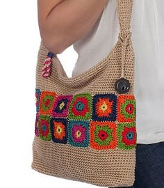 Granny style bag