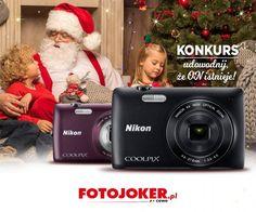 #konkurs od #FOTOJOKER #Wygraj #aparat #Nikon #Coolpix #S4200 ;)#konkursyfacebook #fotojoker #aparat Foto Joker, Fujifilm Instax Mini, Nikon