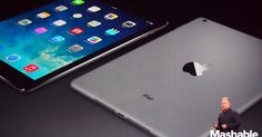 Apple unveiled the fifth generation of the iPad, dubbed the iPad Air, on Tuesday at an event in San Francisco.