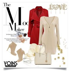 """Yoins 5"" by aida-1999 ❤ liked on Polyvore featuring Holiday Lane, MICHAEL Michael Kors, Christian Dior, Sass & Belle, women's clothing, women's fashion, women, female, woman and misses"