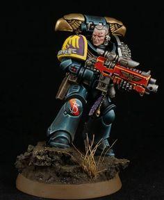 Warhammer Deathwatch, Warhammer Armies, Warhammer 40000, Warhammer Paint, Warhammer Models, Miniaturas Warhammer 40k, Grey Knights, Space Wolves, Warhammer 40k Miniatures