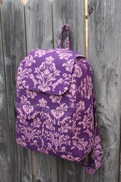 Edelweiss Backpack from Sew Sweetness