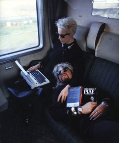 Eurythmics (Claude Gassian, 1986)