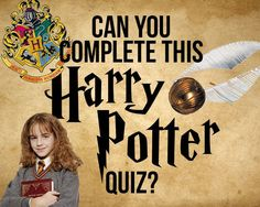 Can You Get To The End Of This Increasingly Difficult Harry Potter Quiz?