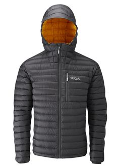 Rab Men's Microlight Alpine Jacket - Beluga