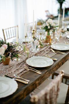 Tischdeko- Tischdeko zur Hochzeit selber machen -CandyCrushEvents5