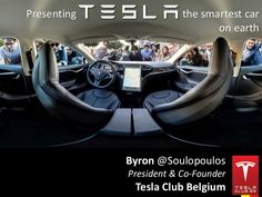 How connected is the Tesla Model S in the world of the Internet of Things. Also introducing Tesla Auto Pilot