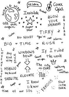 Btr oh yeah lyrics