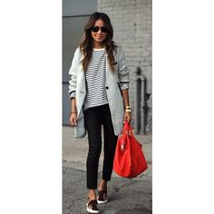20 Style Tips On How To Wear Slip-On Sneakers Gurl via Polyvore featuring shoes, sneakers, pull on shoes, jennifer lopez shoes, pull on sneakers, slip on trainers y slip on sneakers