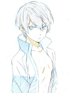 Adopted !! Haru . Age 17 . He joined the swim team and now he won't leave the school pool