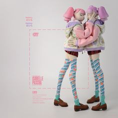 Isobelle Pascha x Otome No Teikoku Available right NOW www.bambalandstore.com, this Set is Exclusive to Bambaland. #ThreeA proudly presents a collaboration between Ashley Wood and mangaka #TorajiroKishi featuring characters from his series 'Otome No Teikoku' released in Isobelle Pascha style! You can find full info and more images here: http://www.worldofthreea.com/threea-production-blog/otomenoteikoku #AshleyWood #AshleyWoodArt #TPLouise #WorldOf3A #WO3A #WOIP #IsobellePascha