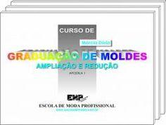 """Foto do produto """"CURSO DE GRADUAÇÃO DE MOLDES"""""""