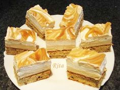 Web Confectionery – For homemade cake lovers – pastry types Hungarian Desserts, Homemade Cakes, Confectionery, Winter Food, Cheesecake, Food And Drink, Dessert Recipes, Favorite Recipes, Sweets