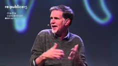 MEDIA CONVENTION Berlin 2015 – Talk with Netflix CEO Reed Hastings
