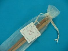 A great Vietnamese treasure to give to your guests to take home--personalized chopsticks