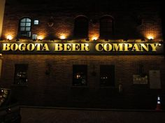 Bogata Beer Company - Must do in Bogota, Colombia