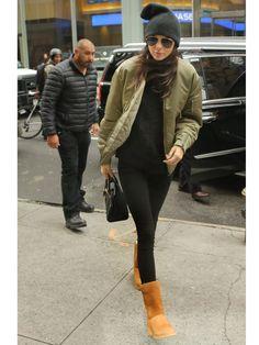 Kendall Jenner, Gigi Hadid, Blake Lively : elles remettent toutes des UGG aux…
