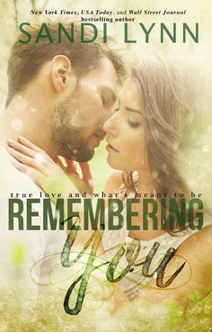 Book trailer for Remembering You!