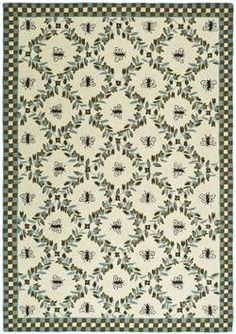 """Safavieh HK55G-26 Chelsea Collection Hand-hooked Wool Area Runner, 2-Feet 6-Inch by 6-Feet, Ivory and Blue by Safavieh. $97.50. This runner measures 2'6"""" x 6'. This rug is made of 100 percent premium virgin wool. This rug features an ivory background, and displays a stunning pattern in shades of blue, green and ivory. The handmade, hand-hooked construction adds durability to this rug, ensuring it will be a favorite for many years.. The modern style of this rug's iron trel..."""
