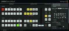 BlackMagic ATEM1 vision switcher