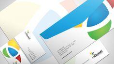 inQuesti | Criação de papelaria.