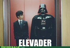 Oh Vader. . .
