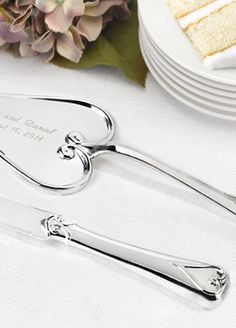 Personalized Shining Heart Serving Set style:DBK39120P