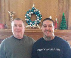 2013 Christmas with Tim and Ryan