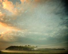 a mist story #sky #clouds