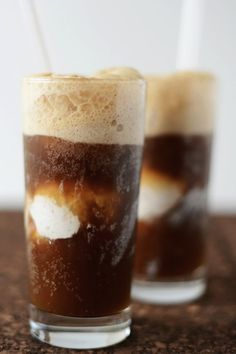 Ice cream floats don't care that it's hot. They are tall, brave, and fearless in the face of high temperatures.   19 Reasons Ice Cream Floats Are The Perfect SummerTreat