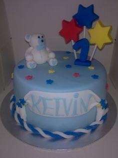 Kelvin Geburtstags Torte 003