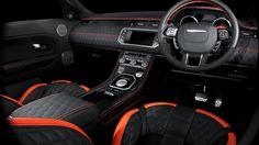 Range Rover Evoque RS250 Získává Vesuv zacházení ze Kahn