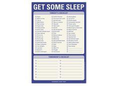 Knock Knock Get Some Sleep Pad %23knockknockstuff